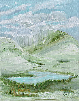 Donna Blackhall - Lost Lake