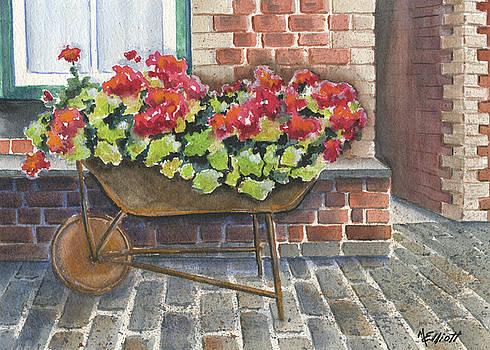 Lots of Bricks by Marsha Elliott