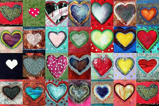Lots Of Love by Jane Clatworthy