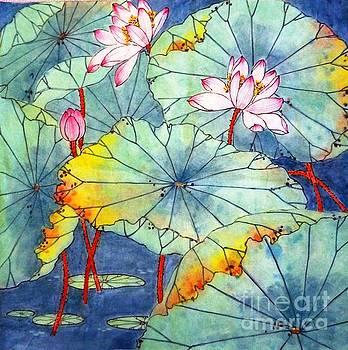 Lotus #2 by Betty M M Wong