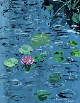 Lotus by Brenda Stevens Fanning