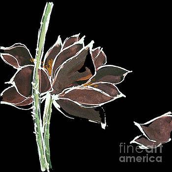 Lotus-Brown by Chris Paschke