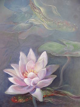 Lotus Dream by Eve Corin
