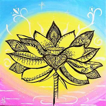 Lotus  by Meganne Peck