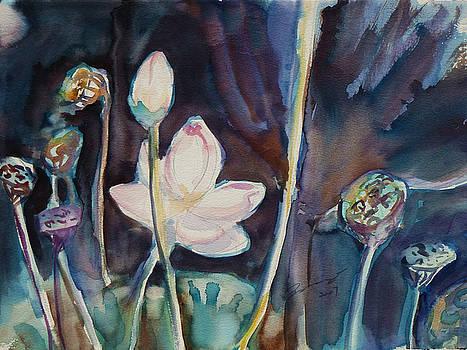 Xueling Zou - Lotus Study II