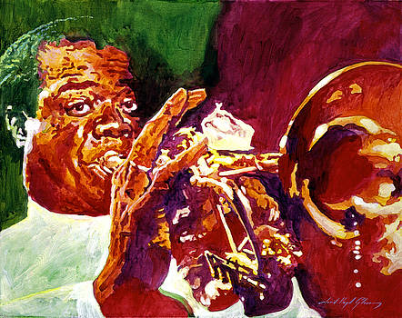 David Lloyd Glover - Louis Armstrong Pops