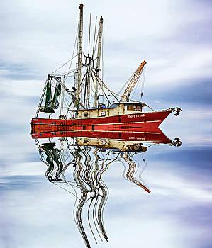 Steve Harrington - Louisiana Shrimp Boat 4