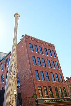 Louisville Slugger Museum by Nur Roy