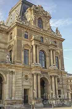 Patricia Hofmeester - Louvre in Paris
