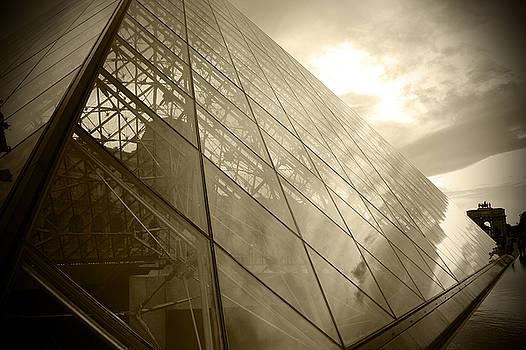 Kamil Swiatek - Louvre Museum