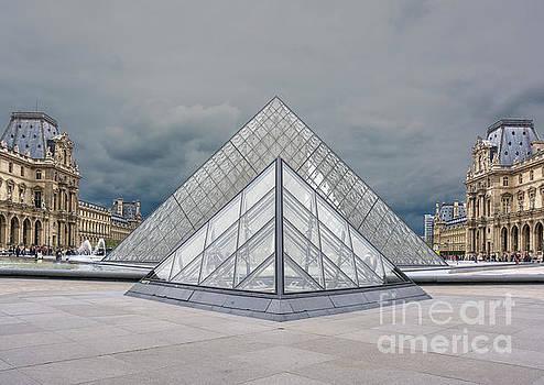 Tim Mulina - Louvre Pyramids