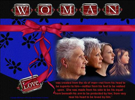 Love a Woman by Kathy Tarochione