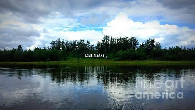 Love Alaska by Kiana Carr