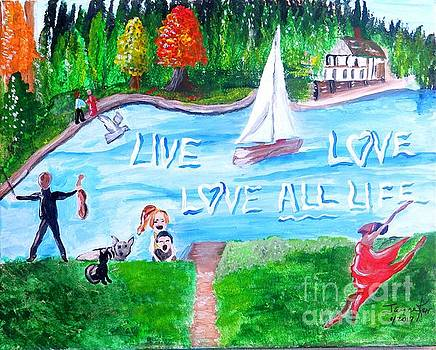 Love All Life by Jayne Kerr