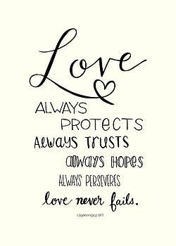 Love Always by Nancy Ingersoll