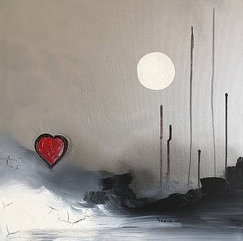 Love and Betrayal by Germaine Fine Art