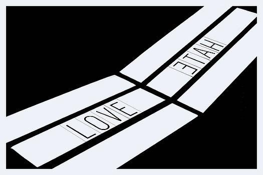 Love and Hate by Baptiste De Izarra