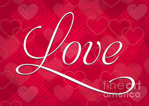 JH Designs - Love and Hearts