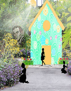 Love and the Magic Garden by Rosalie Scanlon