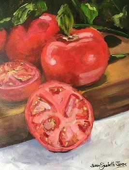 Love Apples by Susan E Jones