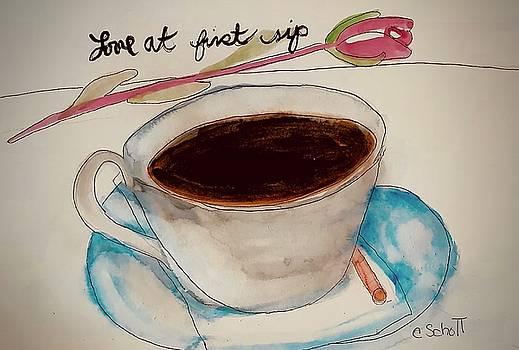 Love At First Sip by Christina Schott