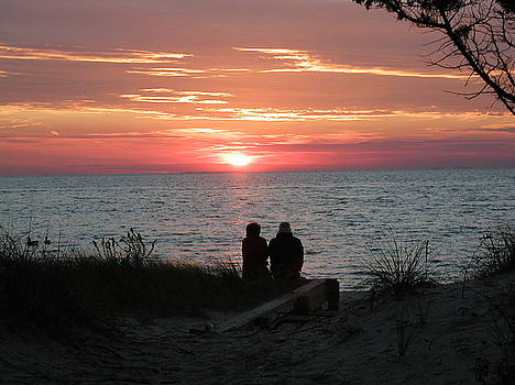 Love at Sunset by Ron and Linda Balogh