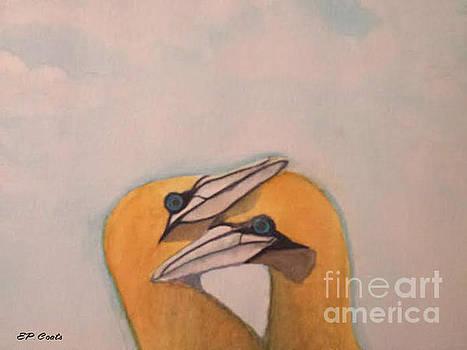 Love Birds by Elizabeth Coats