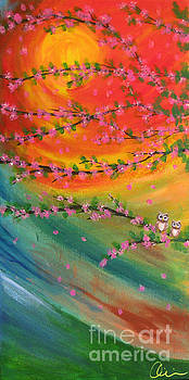 Love Birds by M Oliveira