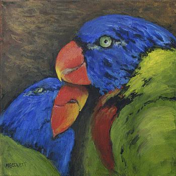 Love Birds by Michael Beckett