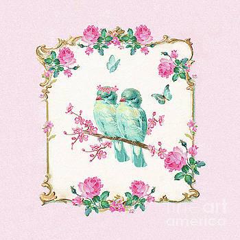 Love Birds by Wendy Paula Patterson