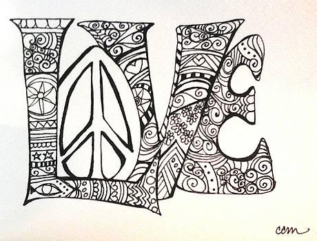 Love Bits by Claudia Cole Meek