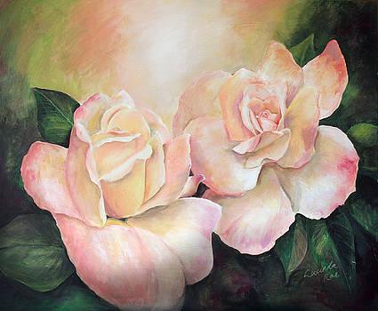 Love Blooms Here  by Lucinda Rae