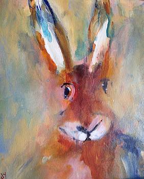 Love Bunny by Morris Eaddy