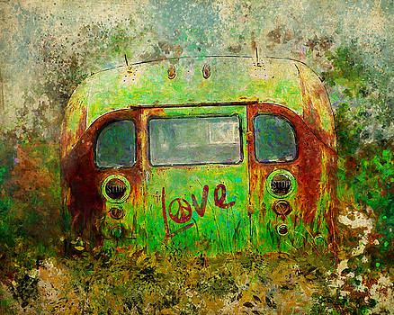 Love Bus by Christina VanGinkel