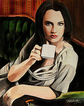 Love Coffee Anytime   by Bill Dunkley