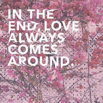 Love Comes Around by Cortney Herron