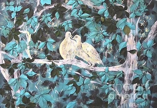 Caroline Street - Love Doves Number Two