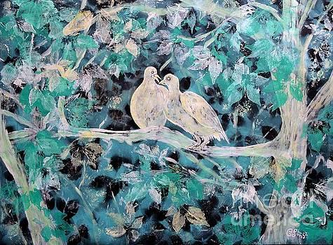 Caroline Street - Love Doves Number One