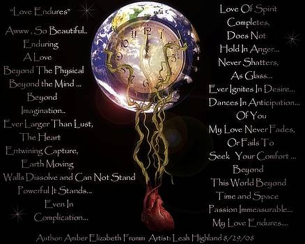 Love Endures by Leah Highland
