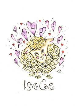 Love Ewe by Adrienne Allen