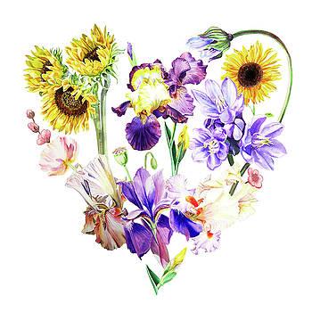 Irina Sztukowski - Love Flowers