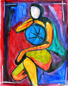 Love for Soccer by Abin Raj