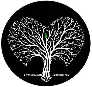 Jim Harris - Love Grows Hope
