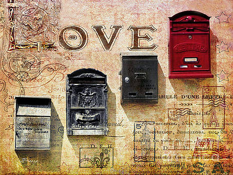 Love in a Box by Jennie Breeze