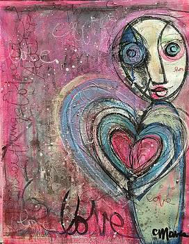 Love In All Things by Laurie Maves ART