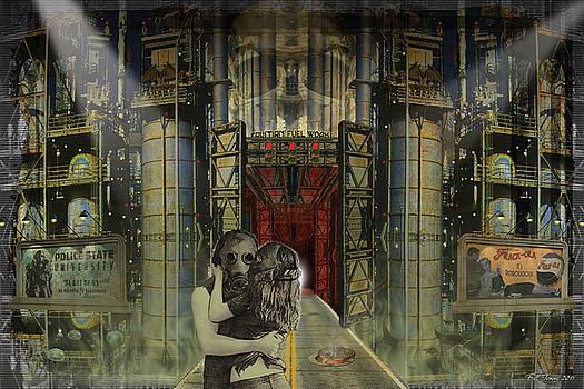 Love in Dystopia by Bill Jonas