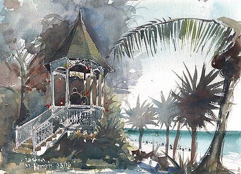 Love in Jamaica by Gaston McKenzie