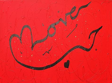 Love in red by Faraz by Faraz Khan