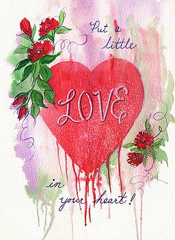 Love In Your Heart by Marilyn Smith