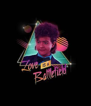 Love is a Battlefield by Sarabeth Kett